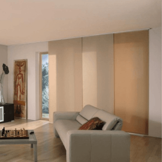 Paneles japoneses tejido Screen Fibra de vidrio 5%