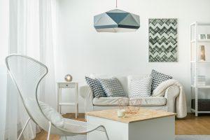 Sillones y sofás modernos