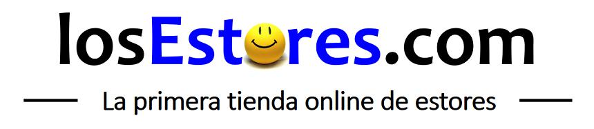logo losestores.com tienda online de estores
