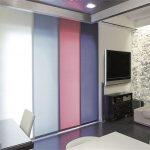 estores enrollables | paneles japoneses | cortinas verticales | venecianas de madera a medida para tu salón