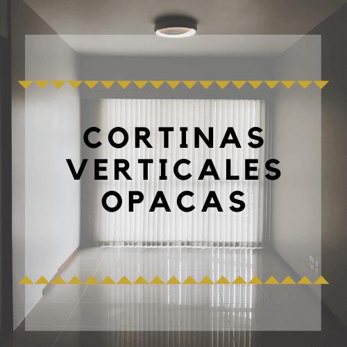 cortina lamas verticales opaca