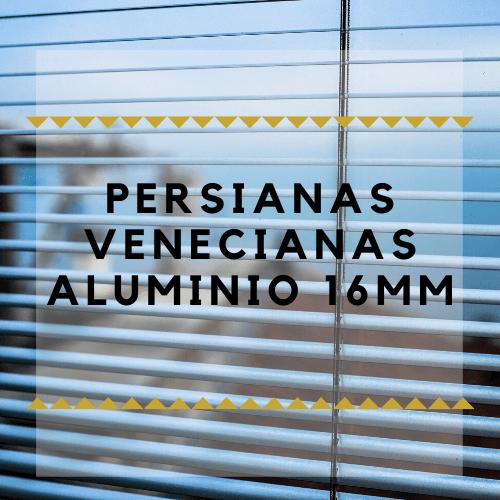 comprar persianas venecianas de aluminio 16mm a medida baratas